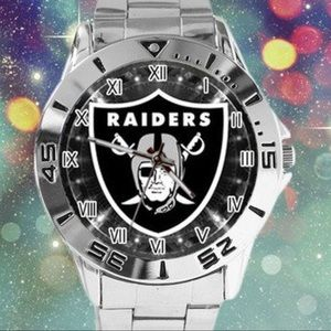 Other - Oakland Raiders Custom Analogue Wristwatch ⌚️